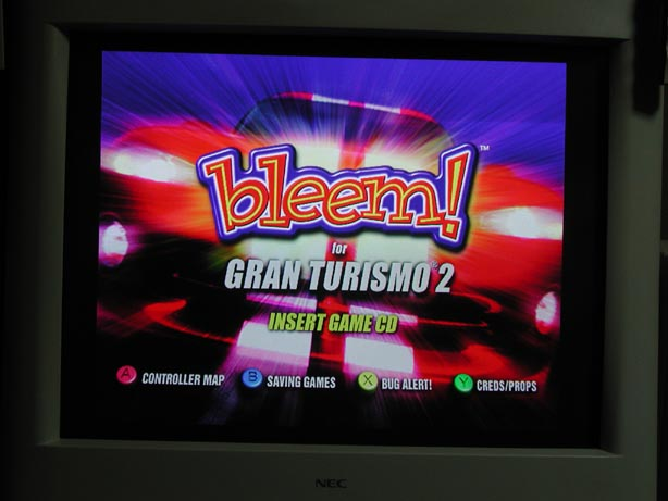 bleem! for Dreamcast�N�����